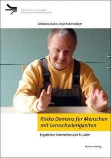 Christina Kuhn: Risiko Demenz für Menschen mit Lernschwierigkeiten, Buch