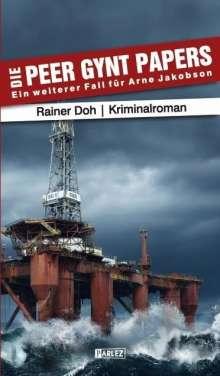 Rainer Doh: Die Peer Gynt Papers, Buch