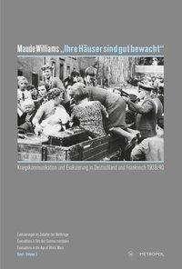 """Maude Williams: """"Ihre Häuser sind gut bewacht"""", Buch"""