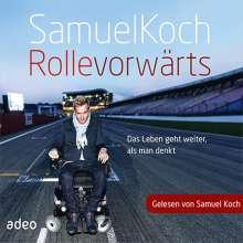 Samuel Koch: Rolle vorwärts, CD