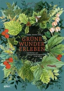 Anne-Maria Apelt: Grüne Wunder erleben, Buch