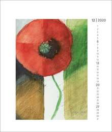 Blütentraum 2020 - Postkartenkalender, Diverse