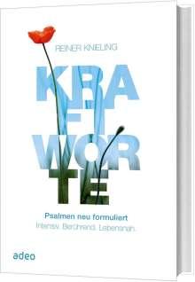 Reiner Knieling: Kraftworte, Buch