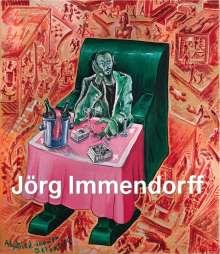 Jörg Immendorff. Werkverzeichnis der Gemälde. Bd. 2 / 1984 - 1998 - Catalogue Raisonné / Vol. II / 1984 - 1998, Buch