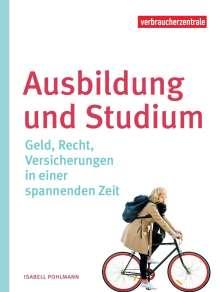 Isabell Pohlmann: Ausbildung und Studium, Buch