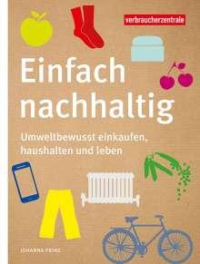 Johanna Prinz: Einfach nachhaltig, Buch