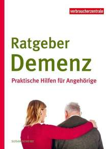 Susanne Scheibe: Ratgeber Demenz, Buch