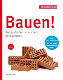 Peter Burk: Bauen!, Buch