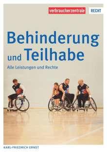 Karl-Friedrich Ernst: Behinderung und Teilhabe, Buch