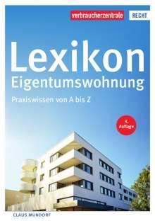 Claus Mundorf: Lexikon Eigentumswohnung, Buch