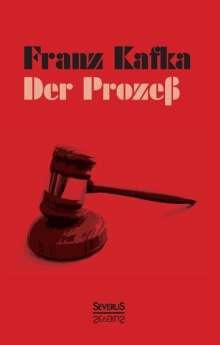Franz Kafka: Der Prozeß, Buch