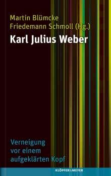 Karl Julius Weber, Buch