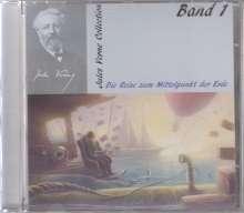 Jules Verne: Die Reise zum Mittelpunkt der Erde, MP3-CD