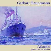 Gerhart Hauptmann: Atlantis, CD