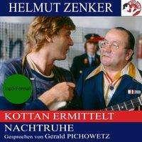 Helmut Zenker: Nachtruhe, CD