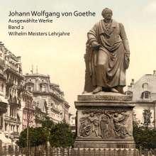 Johann Wolfgang von Goethe: Wilhelm Meisters Lehrjahre, CD