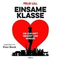 Felix Lill: Einsame Klasse, MP3-CD
