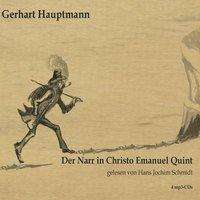 Gerhart Hauptmann: Der Narr in Christo Emmanuel Quint, MP3-CD