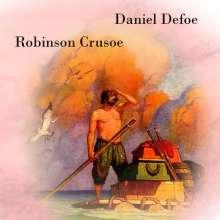 Daniel Defoe: Robinson Crusoe, MP3-CD