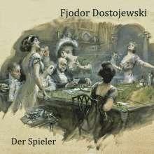 Fjodor M. Dostojewski: Der Spieler, MP3-CD