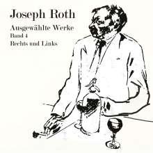 Joseph Roth: Rechts und Links, MP3-CD