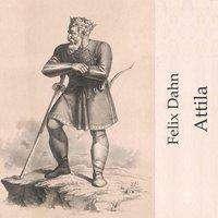 Felix Dahn: Attila, MP3-CD