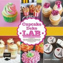 Bridget Thibeault: Cupcake-Deko-Lab, Buch