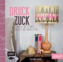 Christine Leech: Druckzuck, Buch