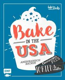 Marc Kromer: Bake in the USA, Buch