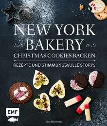 Clara Hansemann: New York Bakery - Christmas Cookies backen, Buch