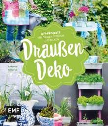 Katharina Pasternak: Draußen-Deko, Buch