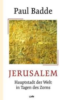 Paul Badde: Jerusalem, Buch