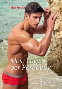 Marc Förster: Mein Lover - der Pornoboy, Buch