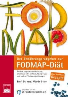 Martin Storr: Der Ernährungsratgeber zur FODMAP-Diät, Buch