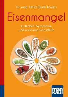 Heike Bueß-Kovács: Eisenmangel. Kompakt-Ratgeber, Buch
