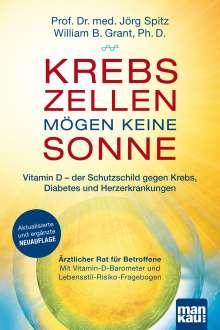 Jörg Spitz: Krebszellen mögen keine Sonne. Vitamin D - der Schutzschild gegen Krebs, Diabetes und Herzerkrankungen, Buch