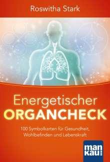 Roswitha Stark: Energetischer Organcheck. Kartenset, Diverse
