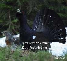 Peter Berthold: Das Auerhuhn, 2 CDs