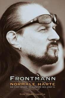 Andy Braun: Frontmann - Normale Härte, Buch