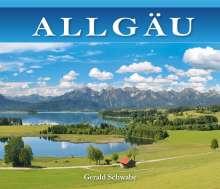 Gerald Schwabe: Allgäu, Buch
