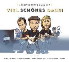 Marc-Uwe Kling, Michael Krebs & Julius Fischer: Viel Schönes dabei: Live, CD