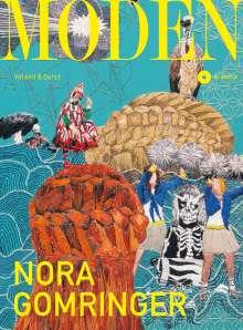 Nora Gomringer: Moden, Buch