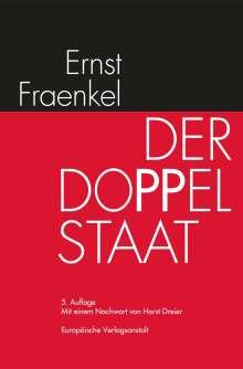 Ernst Fraenkel: Der Doppelstaat, Buch