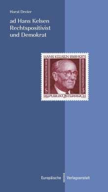 Horst Dreier: ad Hans Kelsen, Buch