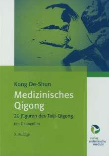 Medizinisches Qigong, DVD