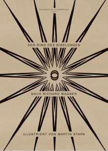 Der Ring des Nibelungen nach Richard Wagner, Buch