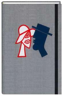 Mascha. Notizbuch, Buch