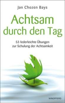 Jan Chozen Bays: Achtsam durch den Tag, Buch