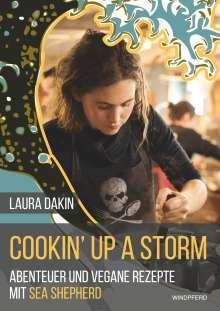 Laura Dakin: Cookin' Up A Storm, Buch