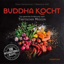 Eleonore Hild: Buddha kocht - Heilkunst vom Dach der Welt, Buch